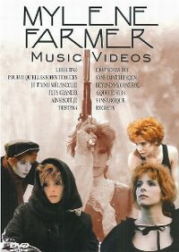 Cover Mylène Farmer - Music Videos [DVD]